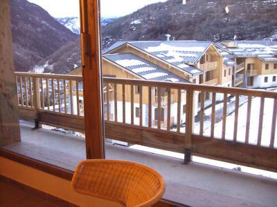 Vacances en montagne Résidence Orelle 3 Vallées By Résid&Co - Orelle - Balcon