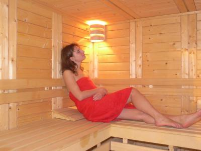 Vacances en montagne Résidence Orelle 3 Vallées By Résid&Co - Orelle - Sauna