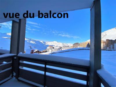 Location au ski Appartement 2 pièces 4 personnes (21) - Residence Orsiere - Val Thorens - Extérieur été