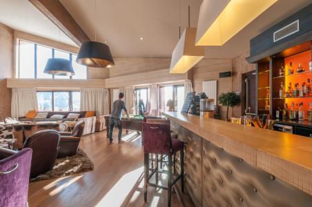 Vacances en montagne Résidence P&V Premium l'Amara - Avoriaz - Réception