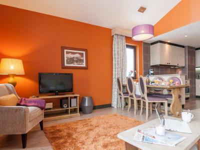 Vacances en montagne Appartement 3 pièces 6 personnes (standard) - Résidence P&V Premium l'Amara - Avoriaz