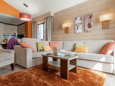 Vacances en montagne Appartement 5 pièces 10 personnes (Espace) - Résidence P&V Premium l'Amara - Avoriaz