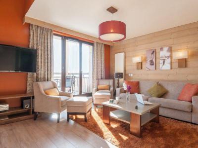 Vacances en montagne Appartement 6 pièces 12 personnes (Espace) - Résidence P&V Premium l'Amara - Avoriaz