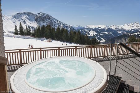 Vacances en montagne Résidence P&V Premium l'Amara - Avoriaz - Bain à remous