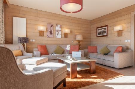 Vacances en montagne Résidence P&V Premium l'Amara - Avoriaz - Banquette