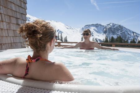 Vacances en montagne Résidence P&V Premium l'Amara - Avoriaz - Jacuzzi