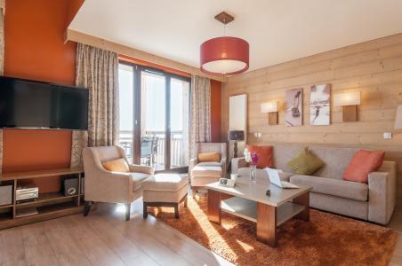 Vacances en montagne Résidence P&V Premium l'Amara - Avoriaz - Séjour
