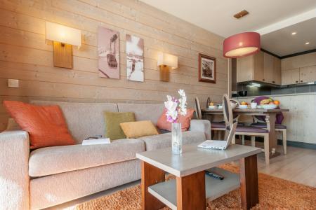 Vacances en montagne Résidence P&V Premium l'Amara - Avoriaz - Table basse