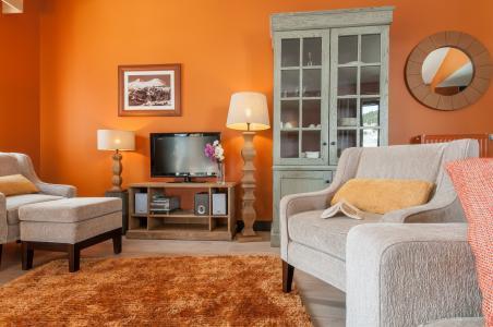 Vacances en montagne Résidence P&V Premium l'Amara - Avoriaz - Tv à écran plat