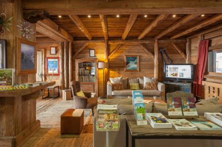 Vacances en montagne Résidence P&V Premium l'Ecrin des Neiges - Tignes - Réception