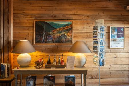 Vacances en montagne Résidence P&V Premium l'Ecrin des Neiges - Tignes -