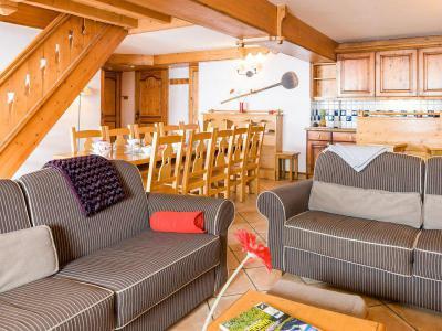 Vacances en montagne Appartement 5 pièces 10 personnes (Exception) - Résidence P&V Premium l'Ecrin des Neiges - Tignes