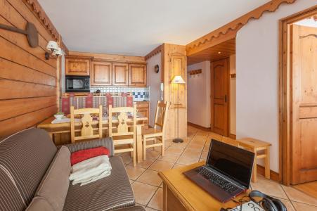 Vacances en montagne Résidence P&V Premium l'Ecrin des Neiges - Tignes - Coin séjour