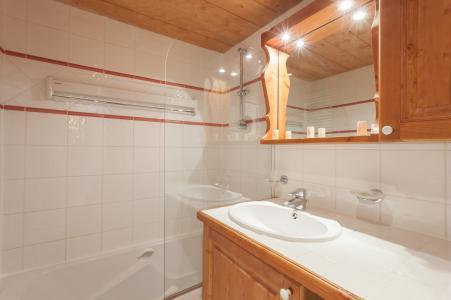 Vacances en montagne Résidence P&V Premium l'Ecrin des Neiges - Tignes - Salle de bains