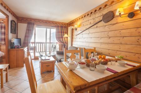 Vacances en montagne Résidence P&V Premium l'Ecrin des Neiges - Tignes - Table