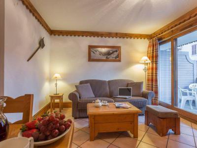 Vacances en montagne Appartement 2 pièces 2-4 personnes - Résidence P&V Premium la Ginabelle - Chamonix