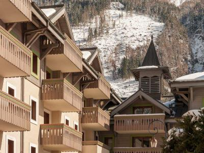 Vacances en montagne Résidence P&V Premium la Ginabelle - Chamonix