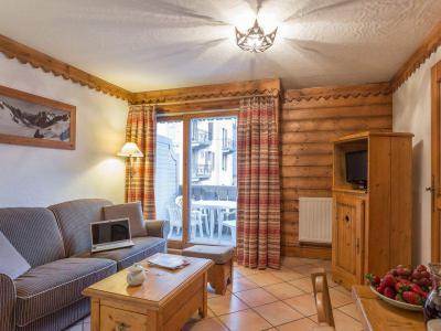 Vacances en montagne Appartement 2 pièces 4-6 personnes - Résidence P&V Premium la Ginabelle - Chamonix