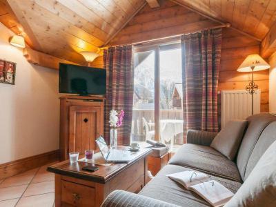 Vacances en montagne Appartement 3 pièces 4 personnes - Résidence P&V Premium la Ginabelle - Chamonix