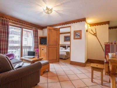 Vacances en montagne Appartement 3 pièces 4-6 personnes - Résidence P&V Premium la Ginabelle - Chamonix