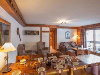 Vacances en montagne Appartement 4 pièces 6-8 personnes - Résidence P&V Premium la Ginabelle - Chamonix