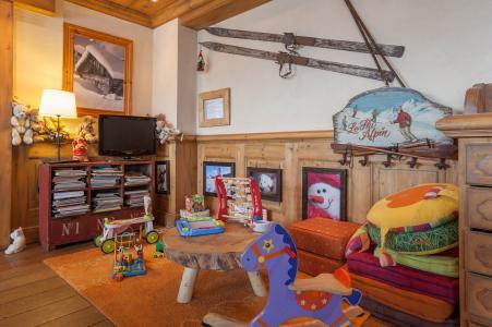 Vacances en montagne Résidence P&V Premium la Ginabelle - Chamonix - Jeux