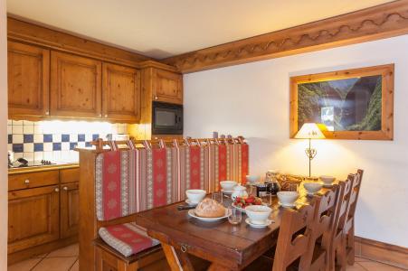 Vacances en montagne Résidence P&V Premium la Ginabelle - Chamonix - Kitchenette