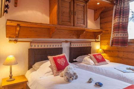 Vacances en montagne Résidence P&V Premium la Ginabelle - Chamonix - Lit simple