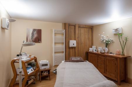 Vacances en montagne Résidence P&V Premium la Ginabelle - Chamonix - Massage