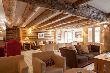 Vacances en montagne Résidence P&V Premium le Village - Les Arcs - Réception