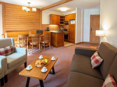Vacances en montagne Appartement supérieur 4 pièces 8 personnes - Résidence P&V Premium le Village - Les Arcs