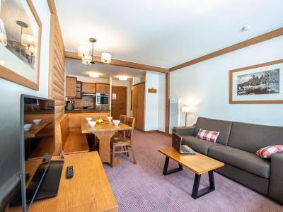 Vacances en montagne Appartement 2 pièces 4 personnes (classique) - Résidence P&V Premium le Village - Les Arcs