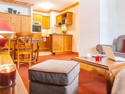Vacances en montagne Appartement 2 pièces 4 personnes (24) - Résidence P&V Premium le Village - Les Arcs