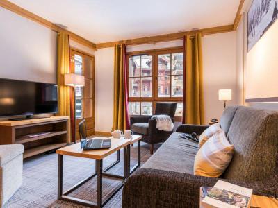 Vacances en montagne Appartement supérieur 2 pièces 4 personnes - Résidence P&V Premium le Village - Les Arcs