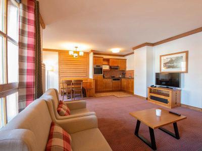 Vacances en montagne Appartement 3 pièces 6 personnes (classique) - Résidence P&V Premium le Village - Les Arcs