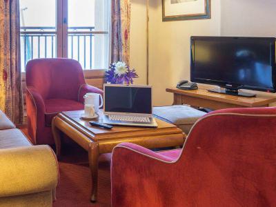 Vacances en montagne Appartement 3 pièces 6 personnes (36) - Résidence P&V Premium le Village - Les Arcs