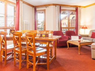 Vacances en montagne Appartement 3 pièces 6 personnes (36P) - Résidence P&V Premium le Village - Les Arcs