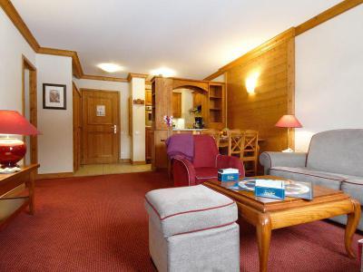 Vacances en montagne Appartement 4 pièces 8 personnes - Prince des Cimes Standard - Résidence P&V Premium le Village - Les Arcs