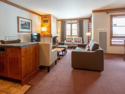 Vacances en montagne Appartement 5 pièces 10 personnes (Espace) - Résidence P&V Premium le Village - Les Arcs