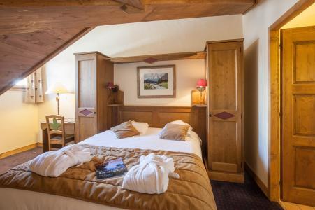 Vacances en montagne Résidence P&V Premium le Village - Les Arcs - Chambre mansardée