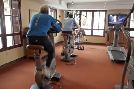 Vacances en montagne Résidence P&V Premium le Village - Les Arcs - Espace fitness