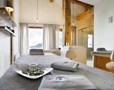 Vacances en montagne Résidence P&V Premium le Village - Les Arcs - Massage