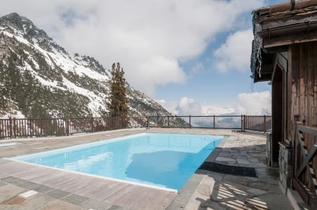Vacances en montagne Résidence P&V Premium le Village - Les Arcs - Piscine