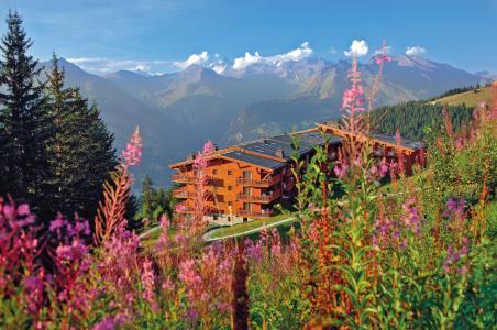 Location Les Arcs : Residence P&v Premium Les Alpages De Chantel été