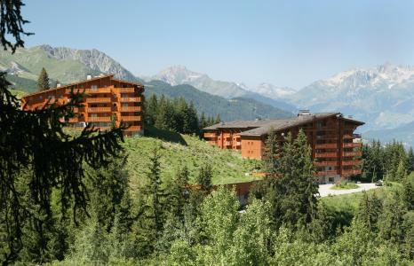 Location Les Arcs : Résidence P&V Premium les Alpages de Chantel été