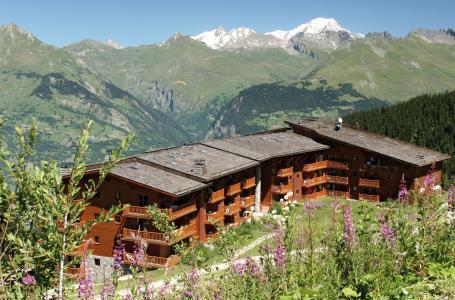 Location au ski Residence P&v Premium Les Alpages De Chantel - Les Arcs - Extérieur été