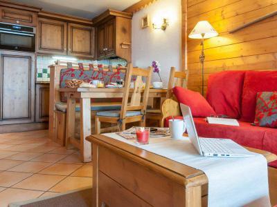 Vacances en montagne Appartement 2 pièces 1-3 personnes - Résidence P&V Premium les Alpages de Chantel - Les Arcs