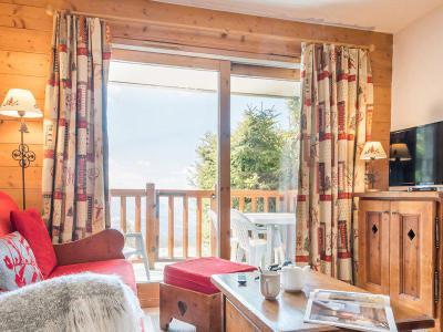 Vacances en montagne Appartement 2 pièces cabine 5 personnes - Résidence P&V Premium les Alpages de Chantel - Les Arcs