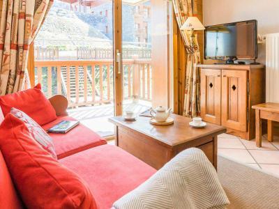 Vacances en montagne Appartement 3 pièces 4-6 personnes - Résidence P&V Premium les Alpages de Chantel - Les Arcs