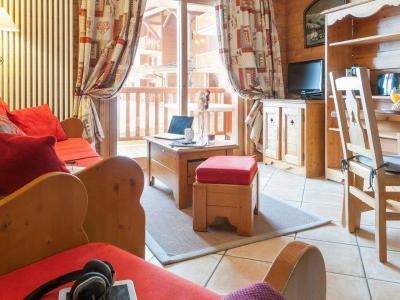 Vacances en montagne Appartement 4 pièces 6-8 personnes - Résidence P&V Premium les Alpages de Chantel - Les Arcs